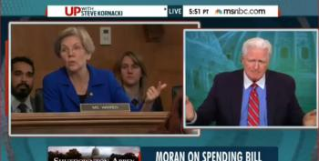 Jim Moran Accuses Warren Of Demagoguery For Protecting Dodd-Frank