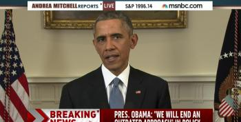 Obama: This Is A 'New Chapter Among The Nations Of The Americas'