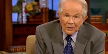 Even Crazy Pat Robertson Has Had Enough Of Ted Cruz