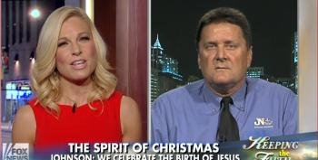North Carolinian Buys A Christmas Billboard Because Atheists!