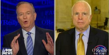 McCain And O'Reilly Butt Heads Over Senate Torture Report