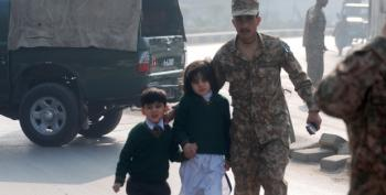 More Than 120 People, Mostly Children, Killed In Pakistan School Attack