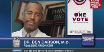 Ben Carson Blames Women's Lib Movement For Michael Brown's Death