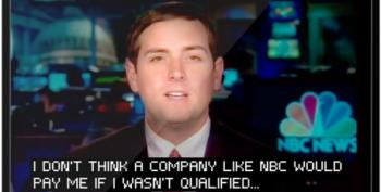 Li'l Luke Russert Sneers At Elizabeth Warren On Air