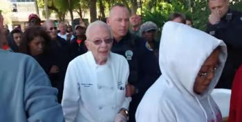 90-Year-Old Vet Arrested For Feeding Homeless Will Be Allowed To Hand Out Christmas Eve Dinner