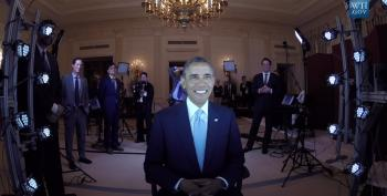 Geeky Goodies: President Obama's 3-D Portrait