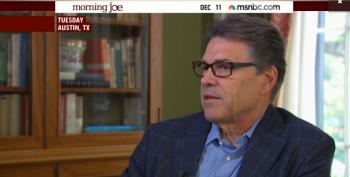 Rick Perry: Running For President Isn't An IQ Test