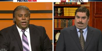 SNL's Al Sharpton On Eric Garner 'First Time Everyone Agrees With Me'