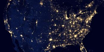 NASA Captures The Holidays From Space In Mesmerizing Videos