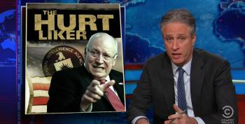 Jon Stewart Rips Cheney And His Fellow Torture Apologists