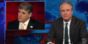 Jon Stewart Rips Sean Hannity And Fox For Calling Jay-Z A 'Former Crack Dealer'