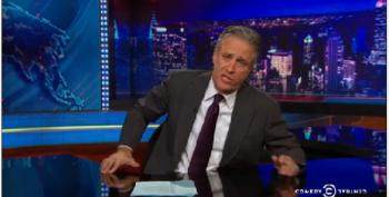 Jon Stewart: 'We're Definitely Not Living In A Post-Racial Society'