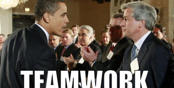 Co-President Dimon Whipped Dem Votes For Shameful Wall Street Bailout Bill