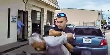 Texas Cop Tasers 76-year-old Driver Over Expired Inspection: 'Goddamned Nazi Stormtrooper'