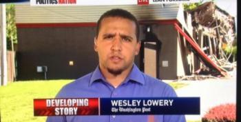 Is Wesley Lowery Really Black? Daily Caller Reports; You Decide