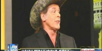 Mike Huckabee Falsely Claims He Toned Down Nugent's Lyrics
