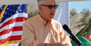 Harry Reid Breaks Ribs, Facial Bones While Exercising