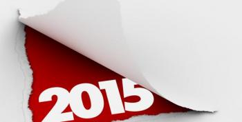 2015: A Year Of Great Opportunity For Progressives