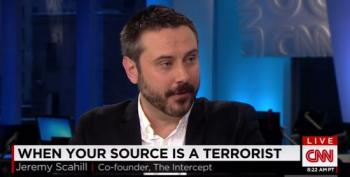 Jeremy Scahill Names General Barry McCaffrey As Worst 'Fear Profiteer' TV Analyst