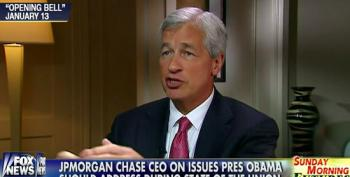 Fox Turns To Jamie Dimon To Advise Obama On Appropriate SOTU Topics