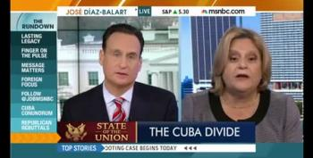 GOP Rep Wants To Continue Failed U.S.-Cuba Policy