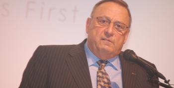 Gov. LePage Spent $53K Trying To Kick Young People Off Medicaid