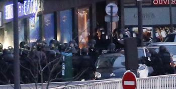 CNN: Police Free Paris Hostages, Kouachi Brothers Killed