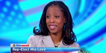 Mia Love: Scalise Should Stay In Leadership