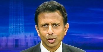 'Our God Wins': Bobby Jindal Says Hate Group Prayer Rally Makes Him Like George Washington