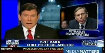 Fox Yakker: Petraeus Investigation Is Really About... Benghazi