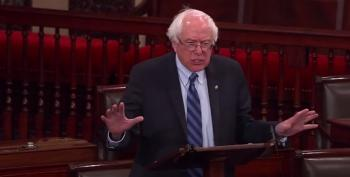 Bernie Sanders Forces Crazy GOPers To Debate Climate Change