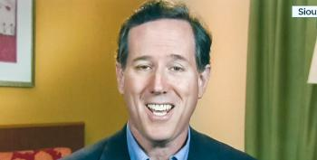 Rick Santorum: 'Of Course, Do Nothing' About Climate Change -- Even Though It's Real