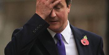 British PM Calls Fox Commentator 'A Complete Idiot'