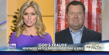 How Dare Anyone Criticize Fox News' Christian Viewers!