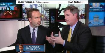 Milbank: GOP Effort To Run Out Boehner Instead Of Scalise Speaks Volumes
