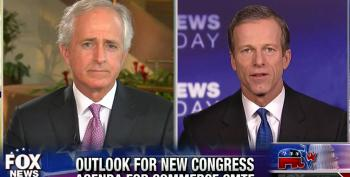 Republican Senators Finally Admit We Need To Spend Some Money On Infrastructure