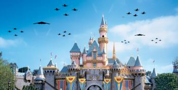GOP Plan To Secure The Border: Militarize Disneyland!