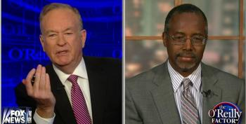 Fox's O'Reilly Gives Ben Carson Cover For Comparing ISIS To American Patriots