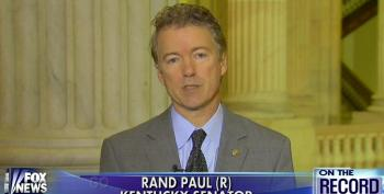 Rand Paul Accuses Obama Of Being 'Childish' Over Boehner's Invite To Netanyahu