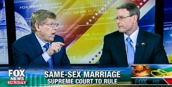 Ted Olson Shuts Down Tony Perkins After He Likens Same-Sex Marriage To Daughter-Father Marriage