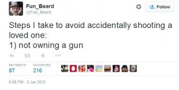 Open Thread - Best Gun Safety Tip Ever