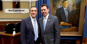 Jason Chaffetz's First Act As Committee Chairman? Removing Darrell Issa's Portrait