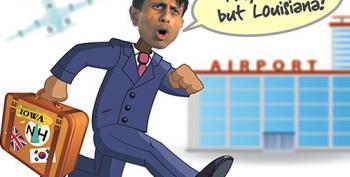 Bobby Jindal Plans To Get Himself Some London Gravitas