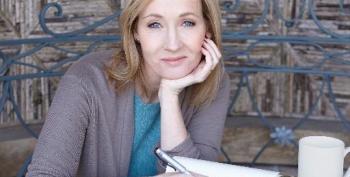 J.K.Rowling's Epic Tweet Slam Of Rupert Murdoch's Anti-Muslim Rage