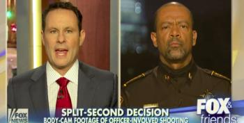 Black Sheriff On Fox News: NAACP Is A Political Propaganda Tool Of The Left