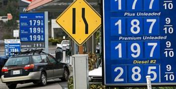 What's Going On With Oil Prices? Triads & Consequences