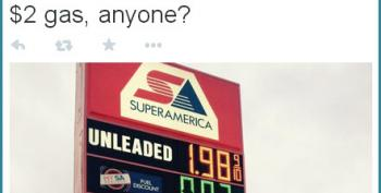 President Bachmann Brings Back $2 Gas