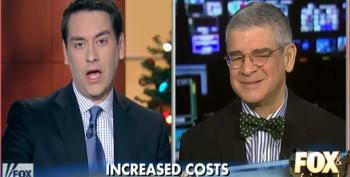 Fox News Pundit Claims The Minimum Wage Increase Will Ruin Us