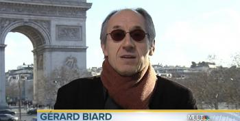Charlie Hebdo Editor Rips Both Cowardly News Organizations & Pope Francis