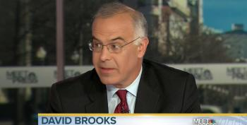 David Brooks: 'The Central Anti-Poverty Program Is Law And Order'
